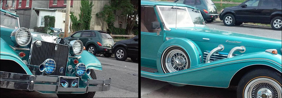 We do custom work on cars, trucks and motorcycles!