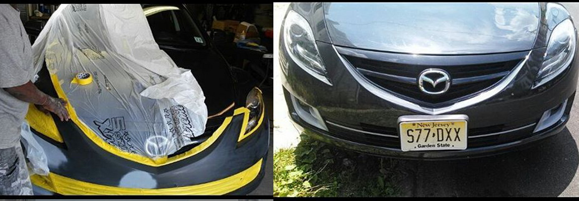 Contact us about Re-painting your car or truck!